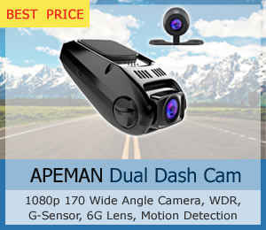 Buy Best Front and Rare Dash Camera
