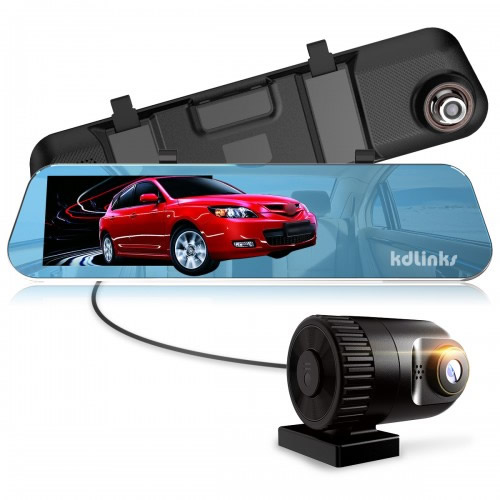 Best Rated Dual Dash Camera with Super HD