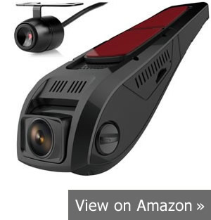 Smallest Dual Dash Cam for Car