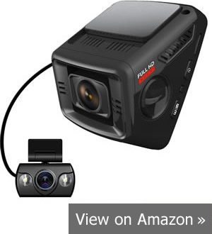 Best All Around Value Dual Dash Cam