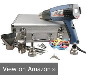 Steinel Heat Gun Kit Review