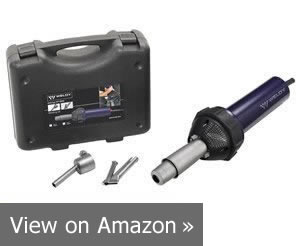 Hot Blast Torch Overlap Air Welding Gun Review