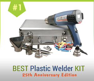 best plastic welder kit