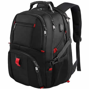 Yorepek Travel Laptop Backpack Review