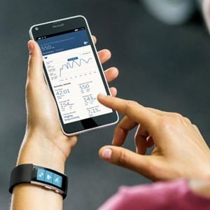 bluetooth heart rate monitor