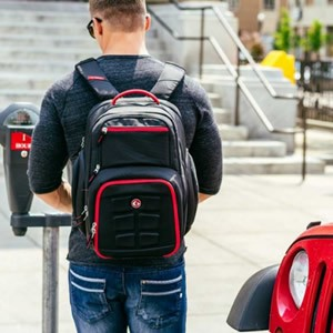 materials for modern backpacks