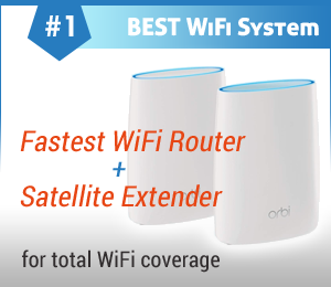 Buy Best WiFi Extender for FiOs