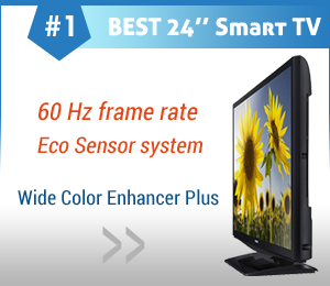 buy best 24 inch smart TV